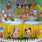 Arquitetura e decoração - Decoração para festa infantil de 1 ano