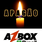 Apagão Azbox nota oficial