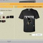 Módulo Opencart Personalizar Camiseta Online