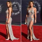 Celebridades - Perfeito! Confira os looks sensuais e ousados de celebridades no tapete vermelho (VMA 2014)
