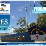 Utilidade Pública - Inscrições Concurso SES SAÚDE Pernambuco - 2014