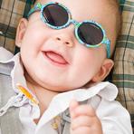 Fotos - Veja fotos de bebês com óculos escuros