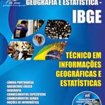 (IBGE) Apostila Concurso 2014 - PDF