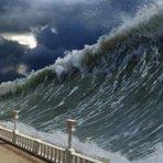 Fim dos Tempos: Estudo aponta risco de tsunami de até 23 metros na costa oeste do Japão