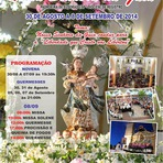 Utilidade Pública - Festa em Louvor a Nossa Senhora da Guia em Eldorado-SP