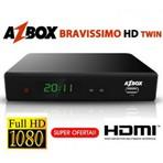 Internet - Atualização Azbox Bravissimo Twin Hd 27-08-2014 Correção do Apagão