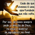 Frases De Agradecimento A Deus!