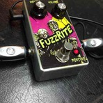 Música - Pedal de Boutique - Fuzz Fuzzrite Garage Classic Psycho - PRONTA ENTREGA