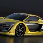 Automóveis - Renault apresenta bóllido R.S 01 em Moscou