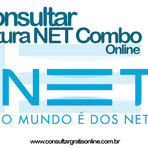 Utilidade Pública - CONSULTAR FATURA NET COMBO ONLINE