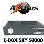 NOVA ATUALIZAÇÃO AZPLUS IBOX SKY S2000 - 27/08/14
