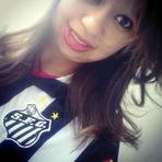 Futebol - A Torcedora Bya Da Silva.
