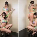 Gêmeas do Miss Bumbum revelam: Já fizemos sex-o a três