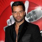 "Celebridades - Ricky Martin está Chateado e quer Desistir do Programa ""La Voz México"""