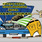 Utilidade Pública - Carro zero com defeito gera dano moral