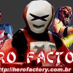 Hero Factory - Divulgação BrendaSystem
