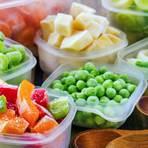 Saúde - Vegetais: frescos ou congelados?