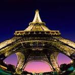 Turismo - Passeio na Torre Eiffel