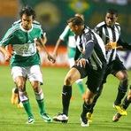 Futebol - Palmeiras 0 x 1 Atlético MG - COPA DO BRASIL