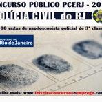 Apostila Concurso Polícia Civil - RJ Papiloscopista 2014