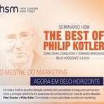 Negócios & Marketing - Seminário HSM – The Best of Philip Kotler