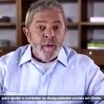 Vídeo mostra o Lula pedindo voto para a Marina, mas é para a Marina de Goiáis