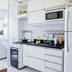 Diversos - Veja dicas de cozinha planejada para apartamento