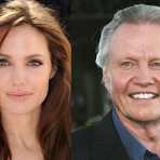 Celebridades - A razão para Jon Voight não assistir sua filha Angie na cerimônia de casamento na França