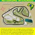 Diversos - Fórmula 1: A história do autódromo de Interlagos - SP - Brasil
