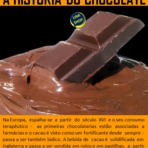 Diversos - A história do chocolate