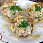 Culinária - Maionese de carne seca receita Mulheres 28/08/2014