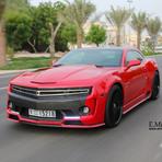 Automóveis - Chevrolet Camaro Vortice