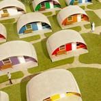 Arquiteto projeta cúpulas sustentáveis para habitação e abrigo de refugiados