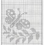 Diversos - Veja gráficos de crochê para cortinas