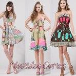 Diversos - Veja modelos de vestido curto de verão