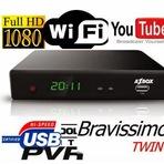 Atualização Azbox Bravissimo Wifi 27-08-2014 apagao