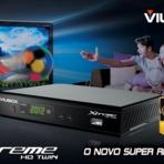 Internet - NOVA ATUALIZAÇÃO VIUBOX XTREME HD - 28/08/14