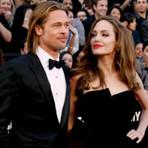 Celebridades - Antes tarde do que nunca! Angelina Jolie e Brad Pitt se casam em segredo