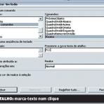 Blogosfera - Truques no Microsoft Word