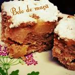 Culinária - O melhor bolo de maçã do mundo!
