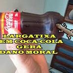 Utilidade Pública - Lagartixa em coca-cola gera dano moral
