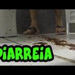 Pegadinha diarréia no banheiro