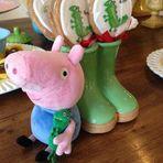 Entretenimento - Como Fazer Festa George Pig