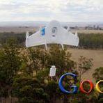 Olhos no céu: Google desafia a Amazon pela supremacia Drone