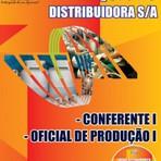 Apostila Concurso Liquigás Distribuidora S.A. CONFERENTE I E OFICIAL DE PRODUÇÃO I 2014
