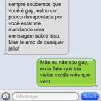 As conversas mais engraçadas entre pais e filhos no whatsapp