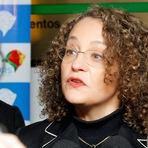 Presidenciável Luciana Genro sofre acidente de trânsito em Porto Alegre