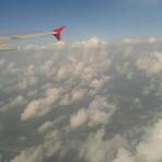 Turismo - Como é voar na Air India