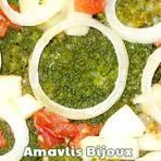 Culinária - Receita: Salada Brócolis com Maçã