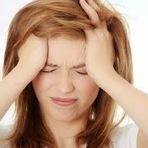 Saúde - Enxaqueca provoca insônia